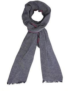 Womens pewter scarf from Dorothy Perkins - £10 at ClothingByColour.com