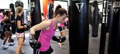 Love the POWER HOUR workout at Title Boxing Club!  Hardest thing I've ever done....  But Im doing it!