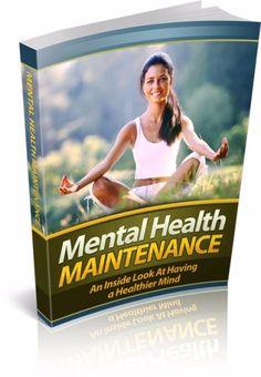 Mental Health Maintenance - Digital Selections Ebooks