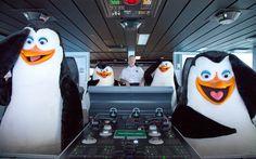 We're ready, Captain! #DreamWorksExperience #Royal Caribbean