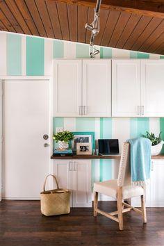 kitchen workstation | HGTV Spring House 2016