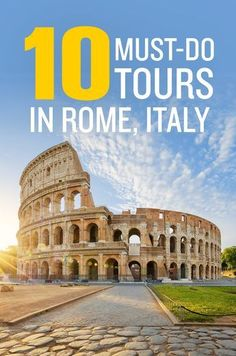 Click pin to discover the best tours in Rome, Italy actually worth paying for. – Best Things to Do in Rome, Italy. Source by roadaffair Rome Travel, Europe Travel Tips, Italy Travel, Italy Trip, Travel Advice, Travel Destinations, Rome Vacation, European Vacation, European Travel