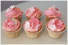 Cupcakes – Page 2 Cupcake Recipes, Cupcake Cakes, Cupcake Ideas, Cup Cakes, Cupcake Photography, Best Friend Birthday, Fondant Flowers, Vanilla Buttercream, Birthday Cupcakes