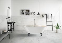 Witte Badkamer Wandtegels : E langwerpige wandtegels stroken tegels glans wit creme tegels