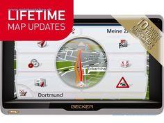 """Limitovaná edícia pri príležitosti 10 ročného výročia navigácií značky Becker. Dostanete vynikajúcu 6.2"""" navigáciu za bezkonkurenčnú cenu so zlatým logom Becker a zlatým tlačidlom EasyBack. Ako bonus tiež dostanete 1 ročnú aktualizáciu radarov a sprievodcu Marco Polo Travel Guide!"""