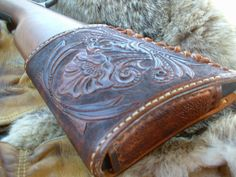 Rifle Recoil Pad - Mr. Legendary Leather