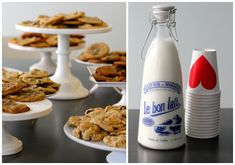 chocolate chip cookie party