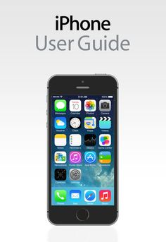 iPhone User Guide For iOS 7.1 - Apple Inc. | Computers...: iPhone User Guide For iOS 7.1 - Apple Inc. | Computers |709872498 #Computers