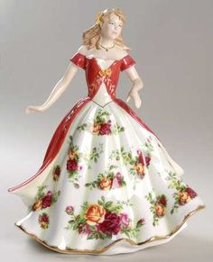 ROYAL ALBERT/ROYAL DOULTON FIGURINES OF THE YEAR - Replacements Ltd.
