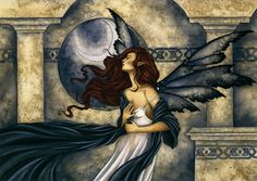 Fairy Art Artist Amy Brown: The Official Online Gallery. Fantasy Art, Faery Art, Dragons, and Magical Things Await. Beautiful Fantasy Art, Beautiful Fairies, Amy Brown Fairies, World Of Fantasy, Love Fairy, Fairy Art, Fantasy Creatures, Mythical Creatures, Faeries