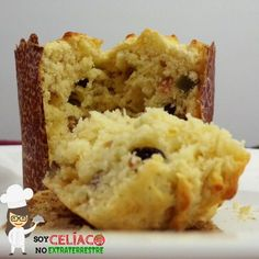 Sweet bread suitable for coeliacs Gluten Free Bakery, Vegan Gluten Free, Gluten Free Recipes, Bread Recipes, Low Carb Recipes, Whole 30 Dessert, Christmas Bread, Peruvian Recipes, Pan Bread