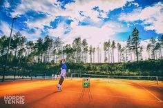 Tennis Clubs, Norway, Clay, Clays, Modeling Dough