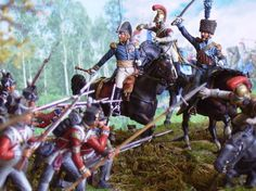 """WATERLOO: """"cavalry charge .. English still standing .."""" """"At Waterloo, starting with me nobody has done his duty."""""""