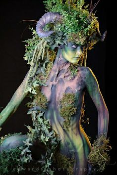 Amazing body painting by Pashur