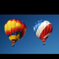 Hot Air Balloons in Belview, MN