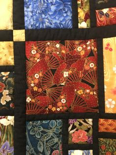 Asian Fabric, Quilts, Blanket, Quilt Sets, Blankets, Log Cabin Quilts, Cover, Comforters, Quilting