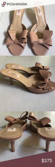 New Valentino Garavani size 38 1/2 shoes Never worn Valentino Garavani  shoes. Without box. Valentino Garavani Shoes Heels