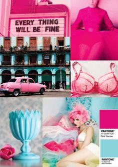 ss17 trends pink yarrow and islands paradise - lingerie mimi holliday