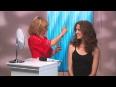 A simple way to take frizzy and wavy hair and turn it in to smooth, defined curls in your own home.