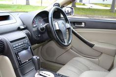 Clean M35 Stagea interior