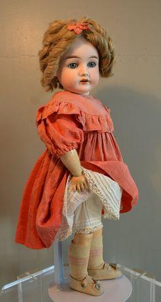 Antike Puppe!! Rempel & Breitung!! Sehr selten!! Mold 117!!! | Antiquitäten & Kunst, Antikspielzeug, Puppen & Zubehör | eBay!