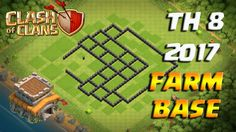 clash of clans базы для тх7