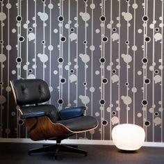 Wallpaper in Modern Design | Inmod Modern Furniture Blog