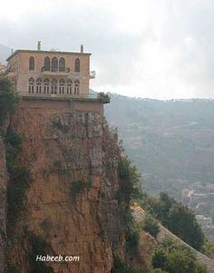 What an amazing view! Old Homes - Lebanon