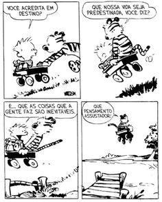 Calvin e Haroldo: Tirinha nº 13