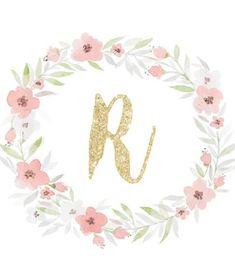 Framed Wallpaper, Tumblr Wallpaper, Wallpaper Backgrounds, Iphone Wallpaper, R Letter Design, Alphabet Design, Letter Art, Cute Alphabet, Monogram Alphabet