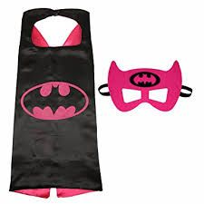 Bat Girl – Happy Blocks and Toys   Mask and cape for Jade R130