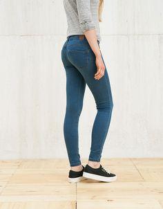 Jeans BSK push up - Jeans - Bershka Mexico
