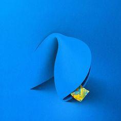 O ilustrador Eiko Ojala criou criativas peças gráficas minimalistas para a Intel. Confira!