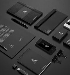 Studio Brand Identity by Studioahamed ®, via Behance Invoice Design, Stationary Design, Brochure Design, Stationary Branding, Id Card Design, Web Design, Layout Design, Corporate Identity Design, Brand Identity Design