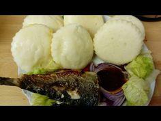 "(1) ""Ablo"", galettes de riz à la vapeur simple et rapide - YouTube Beignets, Rice Bowls, Mashed Potatoes, Food And Drink, Beef, Cooking, Ethnic Recipes, Desserts, Nirvana"