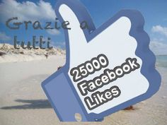 25000 mi piace sulla pagina Facebook di Press Tours https://www.facebook.com/paginapresstours