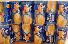 Recipes to use canned biscuits for