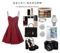 """""""Dressy"""" by md221198 ❤ liked on Polyvore featuring Glamorous, Dolce&Gabbana, Chanel, NARS Cosmetics, Yves Saint Laurent, Too Faced Cosmetics, Worthington, Michael Kors, Calvin Klein and Miu Miu"""