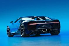 The world's most powerful production car, the Bugatti Chiron supercar unveiled in Geneva with hp. The Bugatti Chiron ultimate super sports car… Bugatti Chiron 2017, Bugatti Veyron, Bugatti Cars, Bugatti 2017, New Sports Cars, Exotic Sports Cars, Super Sport Cars, Bmw, Audi