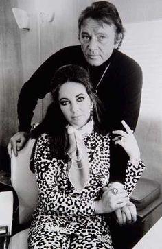 Photographers Gallery - Richard Burton & Elizabeth Taylor by Terry O'Neill (© Terry O'Neill)