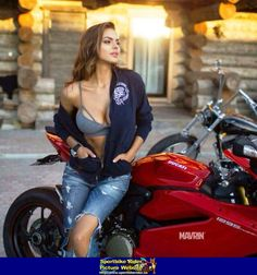 40 Sexy Pictures of Ducati Models (Gallery) Lady Biker, Biker Girl, Charmer Une Femme, Motos Sexy, Ducati 1299 Panigale, Chicks On Bikes, Tumbrl Girls, Motorbike Girl, Motorcycle Gear