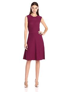 Anne Klein Women's Pleated Sweater Dress, Manzanita, S An... https://www.amazon.com/dp/B01J9307EM/ref=cm_sw_r_pi_dp_x_kupmyb0P4GRJ9