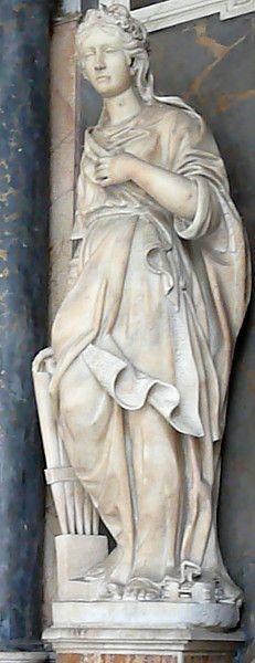 StaCeciliaCeciliaStatue - Saint Cecilia - Wikipedia