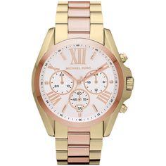 Michael Kors 'Bradshaw' Chronograph Bracelet Watch