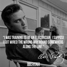 Gorgeous Quotes from the King Himself Elvis Presley! Elvis Presley Quotes, Elvis Quotes, Sara Bareilles, Gorgeous Quotes, Beautiful Men, Scotty Moore, Young Elvis, Elvis Presley Young, Attitude