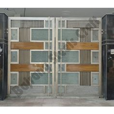 Manufacturer of Stainless Steel Main Gates - Stainless Steel Gate, laser cut Stainless Steel Gates, Stainless Steel Main Gate and Modern Stainless Steel Gates offered by Bajrang Steels Crafts, Faridabad, Haryana. Iron Main Gate Design, Front Gate Design, House Gate Design, Door Gate Design, Steel Grill Design, Grill Gate Design, Steel Gate Design, Gate Designs Modern, Modern Gates