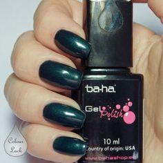 Baha / Ba-ha gel polish Forest Green