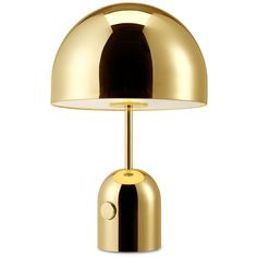 Tom Dixon Bell Table Light (2.480 BRL) ❤ Liked On Polyvore Featuring Home,