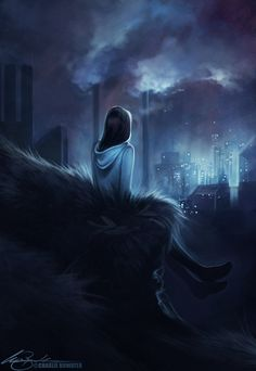 [Violet Hill by Charlie-Bowater]