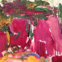 Joan Mitchell, unknown on ArtStack #joan-mitchell #art